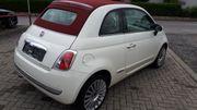 Fiat 500 Cabrio Modell 2013