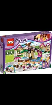 Schwimmbad Lego Friends