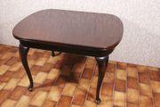 Vintage Esstisch Chippendale Stil - ausziehbar