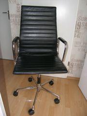 VITRA Eames EA119 Alu Chair