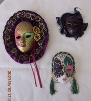 Venezianische masken Konvolut 1