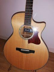 Neuwertige Ibanez Baritone Gitarre