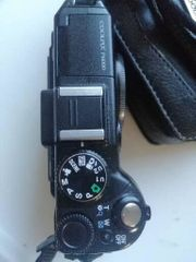 Nikon Coolpix P6000 mit Tasche