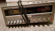 Radio-Cassetten-Wecker ORION