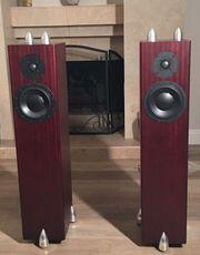 Totem Acoustic Forest Lautsprecher Mahagoni