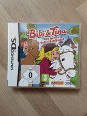 Nintendo DS Spiel - Bibi und
