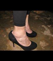Füße lecken - DWT sucht Leckdiener