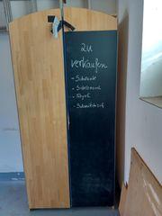 Kinderzimmerschrank mit Sideboard in Buch