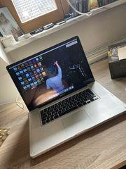 MacBook Pro 17 Zoll Mid