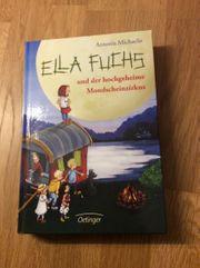 Ella Fuchs vom Oetinger Verlag