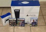 Ps5 Sony Playstation 5 Bluray