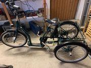Pfau-Tec Ally 24 Elektro-Dreirad Fahrrad
