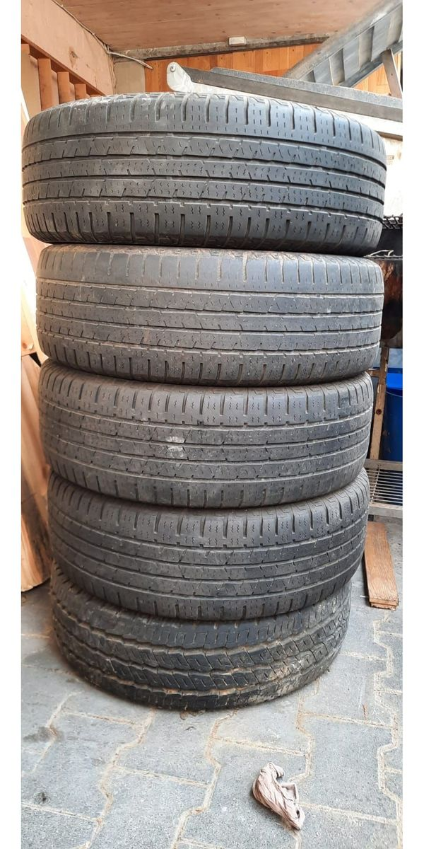 Continental Reifen gebraucht zu verschenken