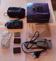 Canon PowerShot SX280 HS 12