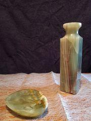 Vase aus Aventurin Edelstein