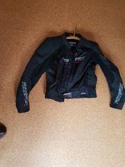Motorradlederjacke Gr 44