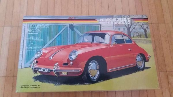 Fujimi 1 24 Porsche 356B