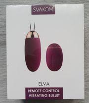 SVAKOM Elva Vibroei violett NEU