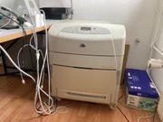 HP Color LaserJet 5500 dn