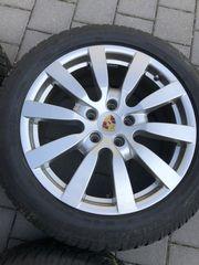 Porsche Cayenne Facelift 20 Zoll