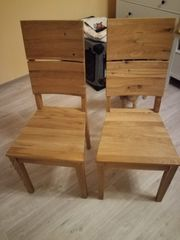 Set Esstisch 80x80 2 Stühle