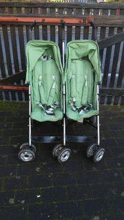 Zwillingsbuggy Zwillingswagen