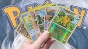 Kaufe Pokemon Sachen OVP Karten