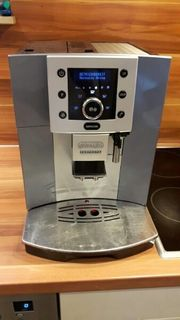 Delonghi Kaffeevollautomat Kaffeemaschine Espresso Maschine