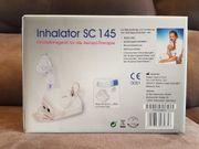 Inhalationsgerät Inhalator SC 145 NEU
