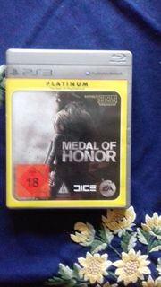 Medal of Honor Platinum PS3