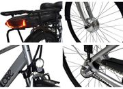 Llobe Akku-Fahrrad Metropoltan 3G Damen