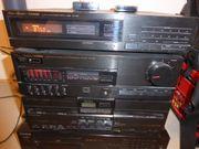 Stereoanlage Fischer Studio Standard und