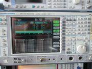 Messempfänger Spektrumanalysator EMI Receiver R