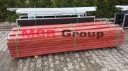 105m² Gerüst mit Stahl-Rahmen und