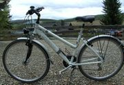 Damen - Fahrrad City-Trekkingrad 28 Zoll