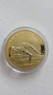 1 oz Gold Känguru 100