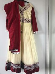 3 teilger Indisches kleid in