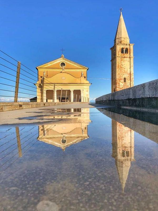 Suche Penthouse in Caorle Italien