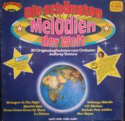 LP- Die schönsten Melodien der Welt