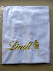 Lindt Schürze Lindt Logo Gold