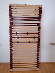 Lattenrost 90x200 cm 2-fach verstellbar