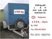 PKW-Anhänger Anssems NL 2 7