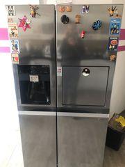 LG Side By Side Kühlschrank
