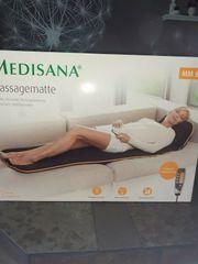 Medisana Massagematte neu im Karton