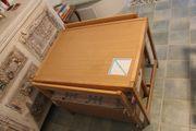 PAIDI- Kindertisch mit zwei Bänke