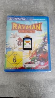 Rayman Origins PS Vita PSP