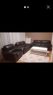 Couchgarnitur 3-teilig