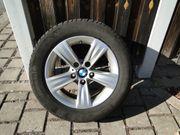 BMW Winterkompletträder - 225 55 R16
