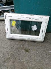 2 neue Fenster mit Doppelverglasung