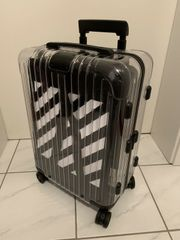 Rimowa X Off White Cabintrolley